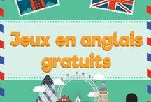 Jeu en anglais gratuits / Faîtes découvrir des notions d'anglais à votre enfant avec des jeux ludiques pour apprendre en tout en s'amusant