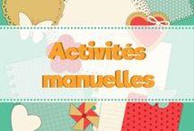 Activités manuelles pour enfants / Vous cherchez des idées d'activités pour votre enfants, c'est par ici Inviter