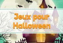 Activités d'Halloween / Chasse au trésor, activité pour enfants, idées de maquillage et de gateaux pour haloween