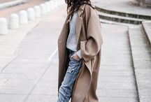 Street Style / Street style inspiration incorporating all of the latest fashion trends