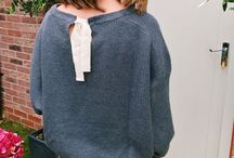 Knitwear Styles / There's nothing I love more than knitwear. Cosy jumpers are the perfect addition to a winter outfit, and this board incorporates lots of knitwear outfit inspiration
