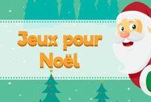 Activités de Noël / Jeux et activités de Noël