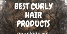All about Curls / Tips, Tricks, and Styles for Curly Hair