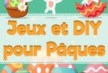 DIY et Jeux de Pâques / Jeux de Pâques