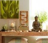 Apartment ZEN / Follow this board to find some great ideas on how to transform your space into an apartment that emanates peace and tranquility.