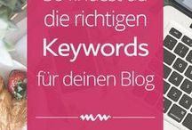 Blog / Ich sammle hier alle wichtigen Infos über Blogs, wie man sie gestaltet, mehr Follower bekommt, welche Fehler vermieden werden sollen, SEO, Schreiben