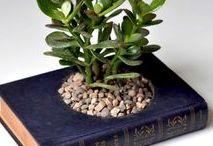 DIY Papier und Büchern / DIY, Bücher, Basteln, Geschenke aus und mit Büchern, Basteln mit Papier, Bastelideen, Bücher Deko, Bücher gestalten