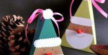 DIY Weihnachten / Tolle Ideen zum Basteln mit den Kindern, einfach und schnell gemacht // Basteln, Weihnachten Dekoration, Geschenke Weihnachten Fensterbilder, Bilder, Fensterdeko