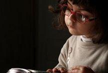 Kinder / Kindern gehört die Welt. Und vor allem die Welt der Bücher ist für und mit Kindern immer wieder sehr faszinierend.