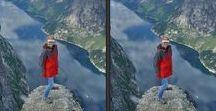 3D-Kreuzblick / Der 3D-Kreuzblick ist eine Technik, um durch Schielen aus 2 Bildern ein dreidimensionales Bild zu machen. Jeder kann das erlernen. Wie es geht steht auf zahlreichen Internetseiten. Unbedingt probieren, wahnsinnig toller Effekt.