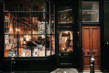 Läden / Wo kriegt man besser Bücher her als in einem Buchladen?