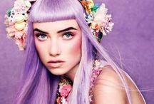 Colores cabello/ Hair Color