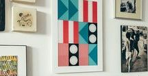 NOMONO OF THE DAY / A new pattern everyday made with PATTWORKs by NOMONO.  Send us an email with a photo of a pattern you created with NOMONO for pinning.  email: info@nomono.design