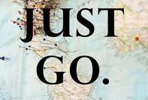 miles to go / travel / by Maranda Pennington