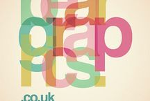 Typography / Beautiful Typography and Type as Image Inspiration