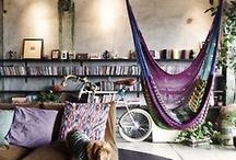 Dream House // Livingroom / by Aude S.