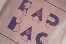 Rad Bags / by RAD AND HUNGRY