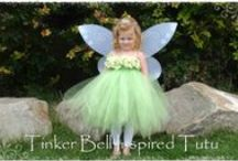 Tutus / Does your little one dream of dressing up as a princess? If so, 123CRAFT can help you create the perfect tutus and tutu costumes with easy-to-follow instructional courses. / by 123CRAFT