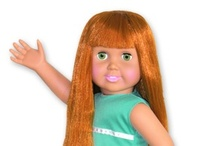 """18 Inch Doll and Hair Care / by Springfield 18"""" Dolls"""
