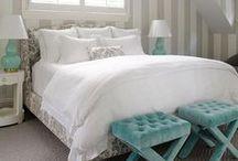 beautiful bedrooms / by Sheri Butler
