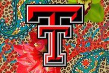 Texas Tech / by Carolyn McJunkin