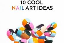 NAILS & NAILART~ / Find inspirational nail ideas to try all year long... / by Bellashoot.com Beauty