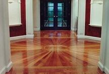 Hello Hardwood Floors / Exceptional hardwood flooring ideas