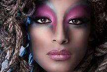 **● Face & Hair Art ●** / by ReWoEem IS©