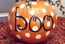 BOO! / by Angie VanLeeuwen