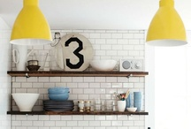Dream House // Kitchen / by Aude S.