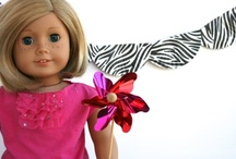 18 inch Doll Party Ideas / Your doll will celebrate with these fun party ideas. Great for your Springfield Doll or other 18 inch dolls