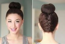~HOT UPDO HAIRSTYLES~ / by Bellashoot.com Beauty