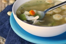 eat | soups / yes, there is soup for you!