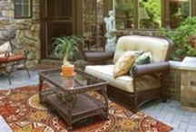 Awesome Area Rugs / Area Rugs that change the look of the room just by being brilliantly beautiful!