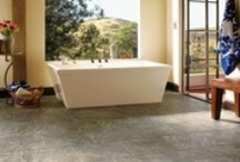 Beautiful Bathroom Floors