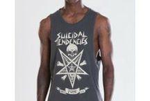 Camisetas Tank (tirantes)