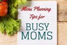 My Mommy Meal Plans / Stuck in a rut when it comes to dinner ideas? This board is a collection of my weekly menu plans, where I share how I feed my family healthy meals, while on a budget!