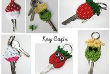 Key Caps & Key Chains