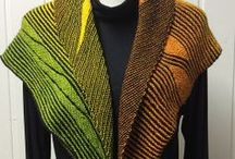 Cowls - Ponchoes -Scarfs - Shawls- Shrugs - Stoles