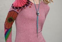Blouses - Sweaters - Tops - Tunics