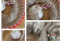 knitting | round loom / round loom knitting ideas, patterns, tutorials and more. / by Chrysti Hydeck