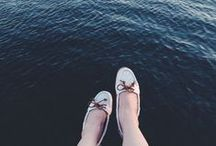 #TOPSIDING / A state of mind, on shore or at sea. It's what you do and how you feel when you're wearing Sperry Top-Sider. Share your #TOPSIDING moments. Tag a photo on Instagram or Twitter for a chance to be featured here and in our gallery on our website. Www.sperrytopsider.com/topsiding / by Sperry