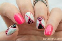 ~SPRING NAILS & NAIL ART~ / by Bellashoot.com Beauty
