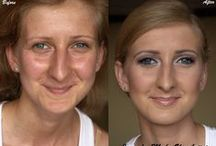 ~MAKEUP TRANSFORMATIONS~ / by Bellashoot.com Beauty