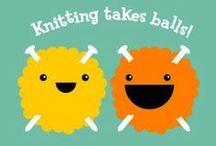 Knitting - Crochet Humor