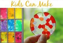 Crafts for Kids / Craft ideas that kids can do / by 123CRAFT