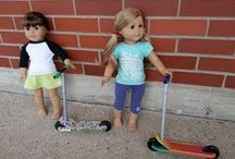 18 inch doll crafts / Fun crafts for your to make for your Springfield Doll or other 18 inch doll