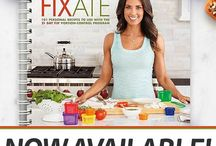 21 Day Fix Meals / 21 Day Fix Breakfast Lunch, Dinner and snack ideas