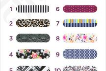 Jamberry Nails / A great way for you to check out this amazing product!  Check out my site any time at http://jrahde.jamberrynails.net / by Jen Rahde