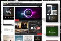 Radio EN VIVO en Pinterest / Radio Cristiana la Radio para el Cristiano de hoy.  Donde estamos conociendo al Espíritu Santo con mayor profundidad.